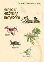 ESPECIES EXÓTICAS INVASORAS - WWF