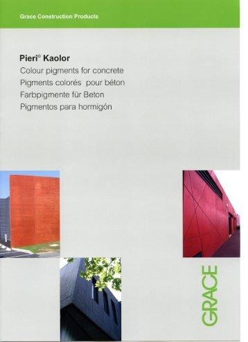 Tabella colori - Levocell
