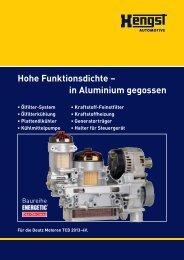 2.2 MByte, PDF - Hengst GmbH & Co. KG