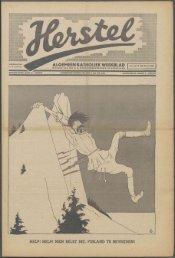 Herstel (1940) nr. 2 - Vakbeweging in de oorlog