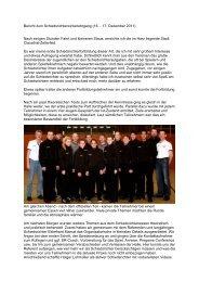 Bericht zum Schiedsrichterwinterlehrgang (16. - 17. Dezember 2011 ...