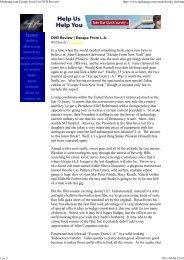 Moda Mag - The Escape From New York & LA Page - A Tribute to ...