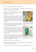 Sicherheitsratschläge - Medienangebot der Sparte Einzelhandel ... - Seite 7