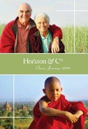 2009 Classic Series Brochure - Horizon & Co.