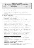 Biztonsági adatlap - Page 7