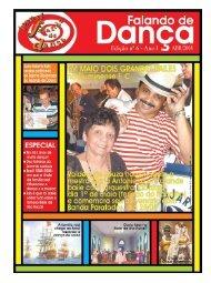 Ed. 006 - Agenda da Dança de Salão Brasileira