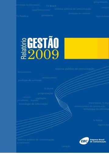 2009.pdf - EBC - Empresa Brasil de Comunicação