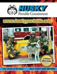 """""""The Leader of the Pack"""" CALL TODAY! (800) - 5 Alarm Fire and ..."""