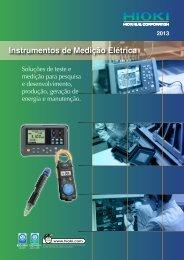 Instrumentos de Medição Elétrica - Panambra