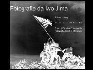 Luca Luongo - Fotografie da Iwo Jima - mediastudies.it