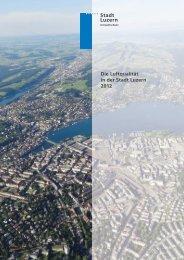 Luft_Die_Luftqualitaet_in_der_Stadt_Luzern_2012.pdf - Stadt Luzern