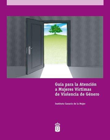 Guía para la Atención a Mujeres Víctimas de Violencia de Género