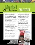 2011 Report - Mansfield - Richland County Convention and Visitors ... - Page 2