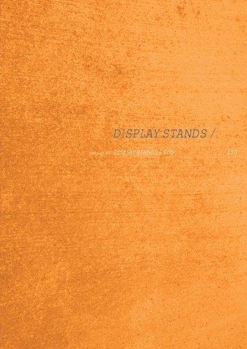 DISPLAY STANDS / - Tucks Fasteners & Fixings