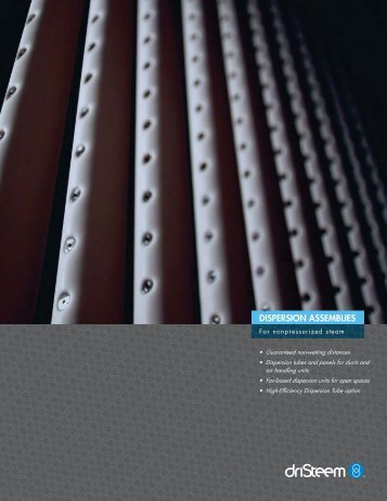 Product Catalog - DRI-STEEM
