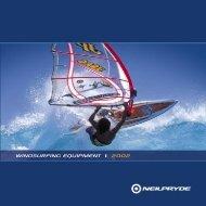 WINDSURFING EQUIPMENT | 2002 - Neil Pryde