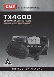 TX4600 - GME