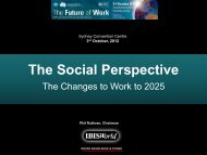 The Social Perspective - AWPA