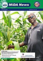 Download the MiDA Newsletter, 8th Edition - MiDA Ghana