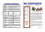 Årgang 6 - Nr. 3 side 1-12 - BK Enghaven