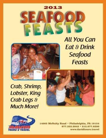 2013 Baltimore Seafood Feasts - David Tours & Travel