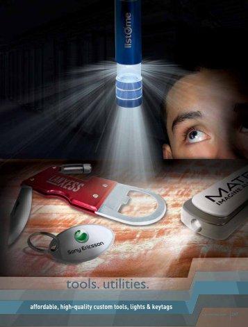 tools. utilities. - Prime Line
