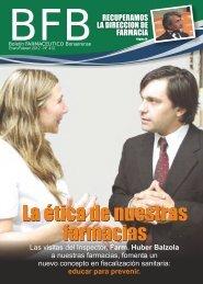 Boletín 412 para web.pdf - Colegio de Farmacéuticos de la ...