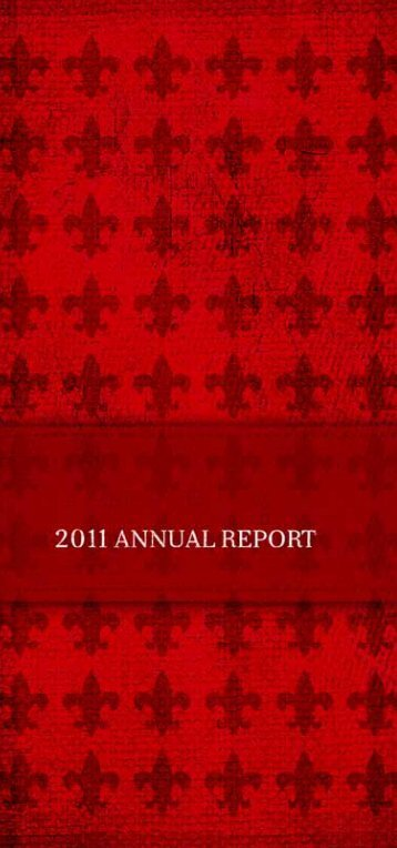 2011 Annual Report Book 2
