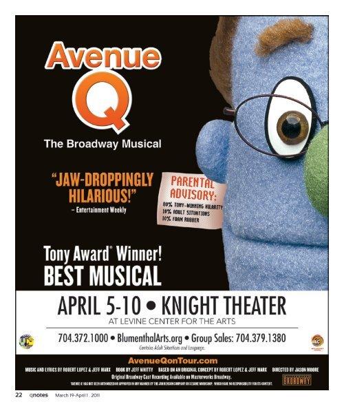 March 19-April 1 . 2011 qnotes