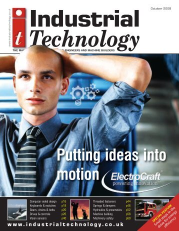 drives & controls - Industrial Technology Magazine