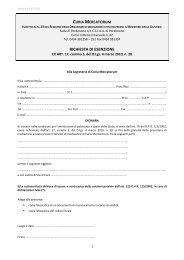 curia mercatorum - modulo gratuito patrocinio - CCIAA di Pordenone