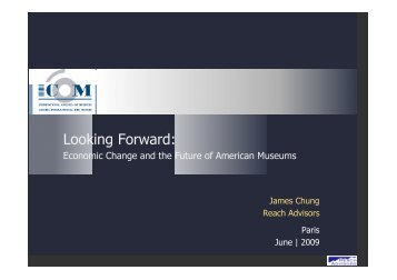 "James Chung ""Looking Forward: Economic Change and the Future ..."