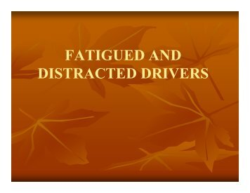 Huff - Distracted Drivers.pdf - Texas Municipal Courts Education ...