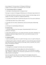 1 Verksamhetsområde och ändamål § 2 Medlemskap ... - Villaägarna