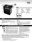POWERSHRED® P-48C P-48C - Fellowes - Page 4