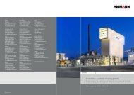 Overview asphalt mixing plants Stationary, mobile ... - Comingersoll