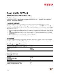 [pdf] EXXON-UNIFLO-TD - Lindberg & Lund AS