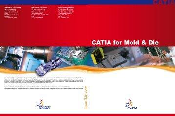 CATIA for Mold & Die - PLM
