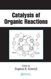 Catalysis of Organic..