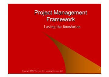 Ultimate Project Management