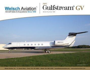 Welsch Aviation - Business Air Today