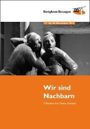 Wir sind Nachbarn - Alzheimer Gesellschaft Baden-Württemberg