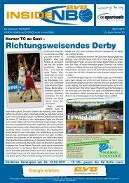 Herner TC - New Basket 92 Oberhausen