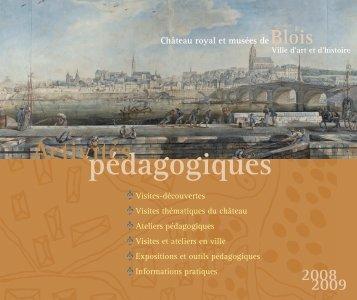 pédagogiques - Château de Blois
