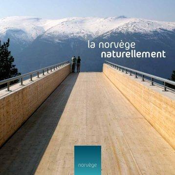la norvège naturellement