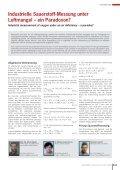 Industrielle Sauerstoff-Messung unter Luftmangel - ein ... - METROTEC - Seite 2
