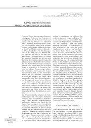 akutes nierenversagen und sepsis - Pabst Science Publishers