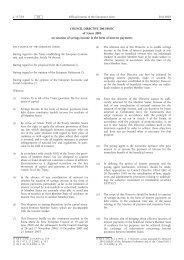 COUNCIL DIRECTIVE 2003/48/EC of 3 June 2003 on ... - EUR-Lex