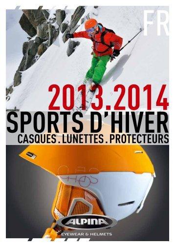 fichiers PDF - AMH Sports.