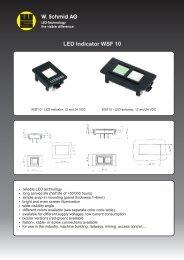 WSF 10 - LED